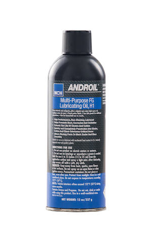 androil aerosol